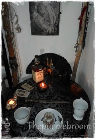 Anubis altar 1