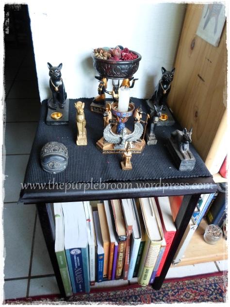 egyptian-shrine