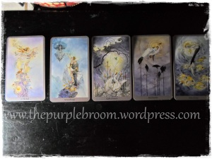 Shadowscapes Tarot by Stehanie Pui-Mun Law (Click image for a larger view.)