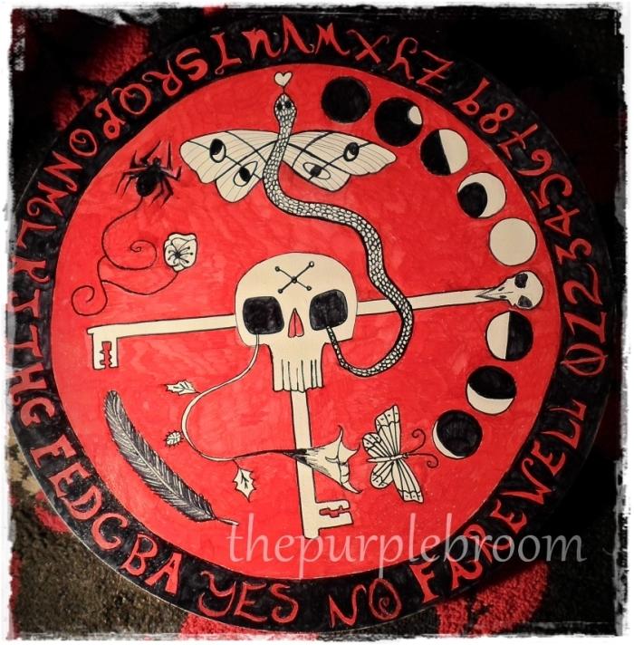 Keys to the Underworld Sigil © 2014 Nightshade