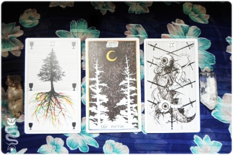 The Wild Unknown Tarot- Kim Krans